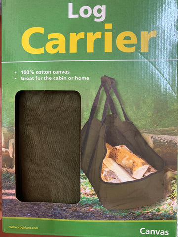 COGHLANS Log Carrier