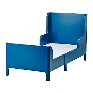 BUSUNGE Extendable Bed, Blue. 00274349