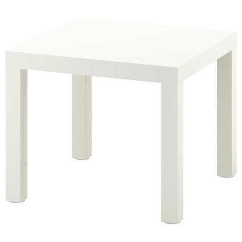 LACK Side table, white, 55x55 cm. 10449909