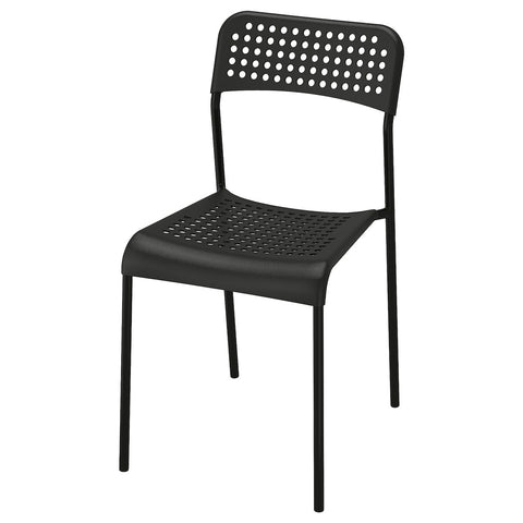 ADDE Chair, black. 70214286