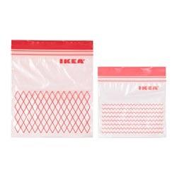 ISTAD Plastic bag, red. 90339285