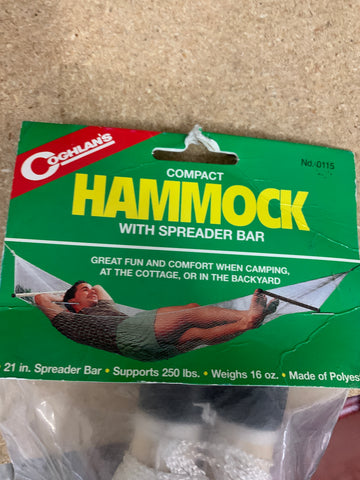 COGHLANS Hammock with Spreader Bar