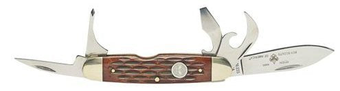Deluxe Official Boy Scout Pocket Knife