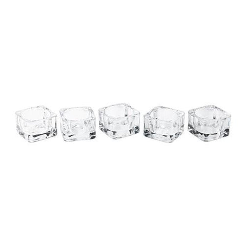 GLASIG Tealight holder / 5 pieces. 20290126