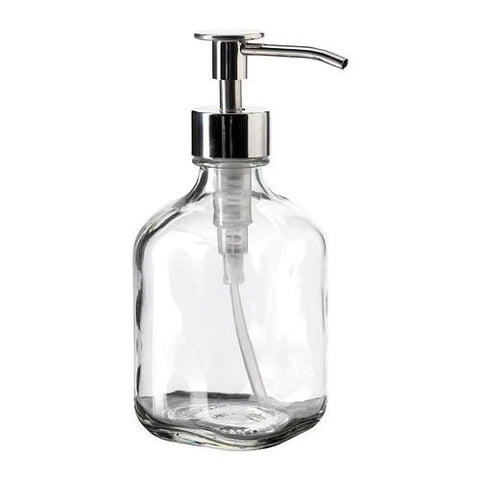 BESTAENDE Detergent dispenser, clear glass. 10233966