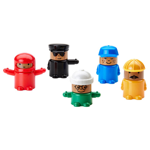 LILLABO Toy figure  / 5 pieces. 30242615