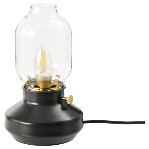 TARNABY Table lamp, anthracite black. 20323891