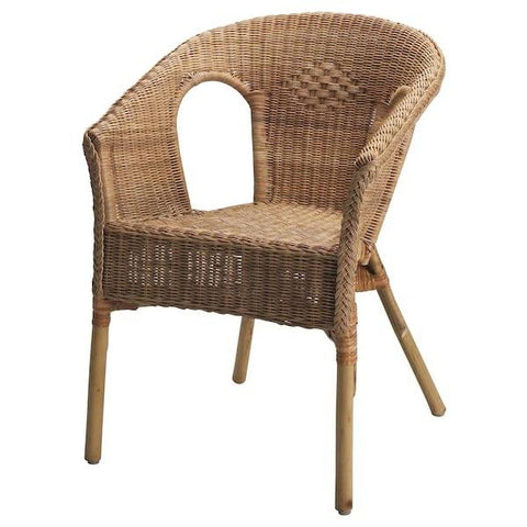 AGEN Chair, rattan, bamboo. 70158134