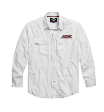 99016-15VM H-D Long Sleeve Performance Shirt