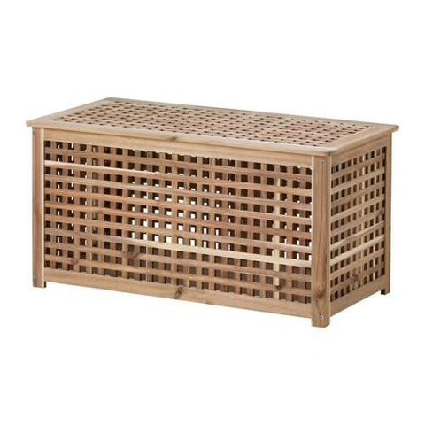 HOL Storage table, acacia, 98x50 cm. 70353022