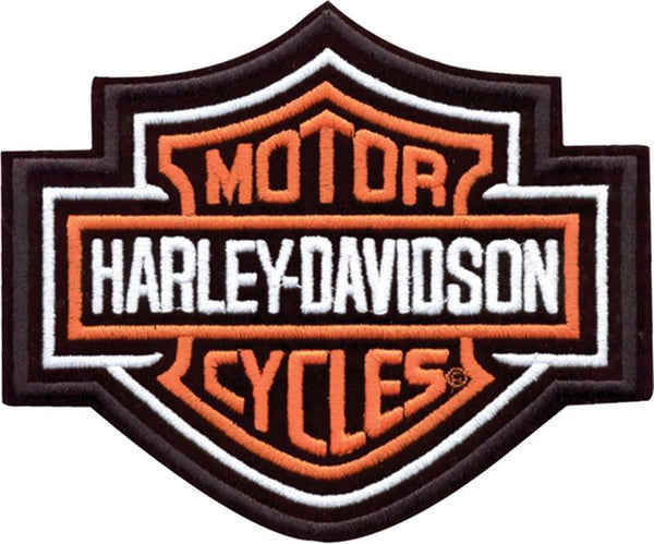 EMB302382 Harley-Davidson® Classic B&S Small Patch
