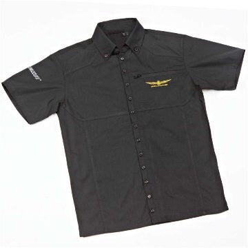 1438-1005 - Gold Wing Staff Polo Shirt
