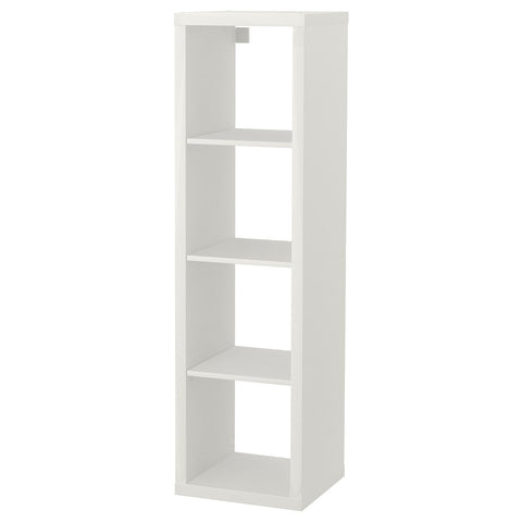 KALLAX Shelving unit, white, 42x147 cm. 40351883