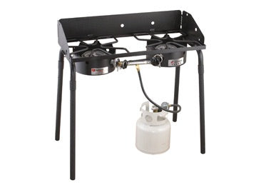 Camp Chef Explorer Two-Burner Propane Stove. 2436707