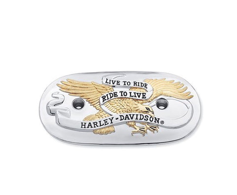 Live To Ride Oval Air Cleaner Trim 29405-90T