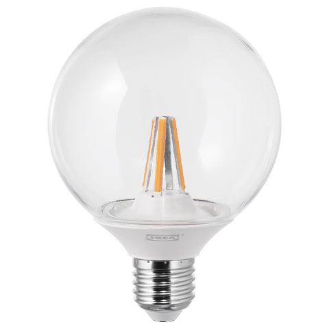 LEDARE warm dimming LED bulb E27 600 lumen. 70388776