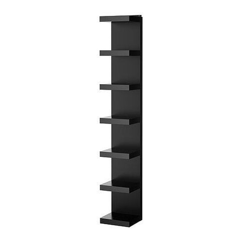 90171361 - LACK Wall shelf unit, black