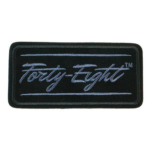 EM186802 H-D® Forty-Eight™ Motorcycle Small Patch