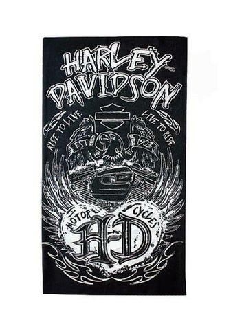 MHW27030 Harley-Davidson Multifunctional Headwear Scarf for Women