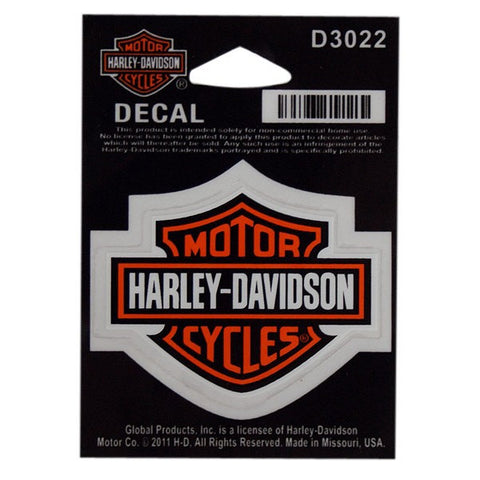 D3022 Harley-Davidson® B&S Small Decal.