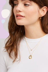 Estella Bartlett Necklace 'Just Imagine' Gold Plated