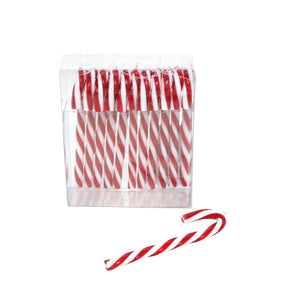 Mini Candy Cane Decoration