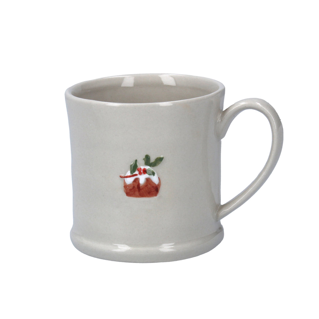 Christmas Pudding Mini Mug