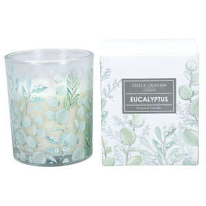Eucalyptus Boxed Candle Small
