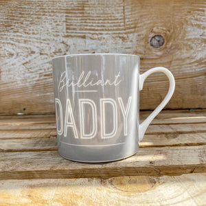 Brilliant Dad Mug