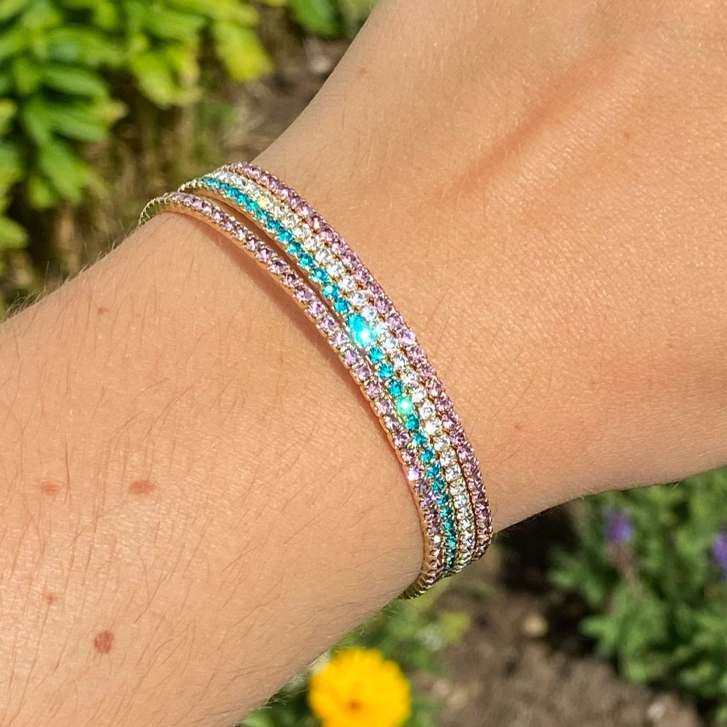 Sparkly Bangle Gold