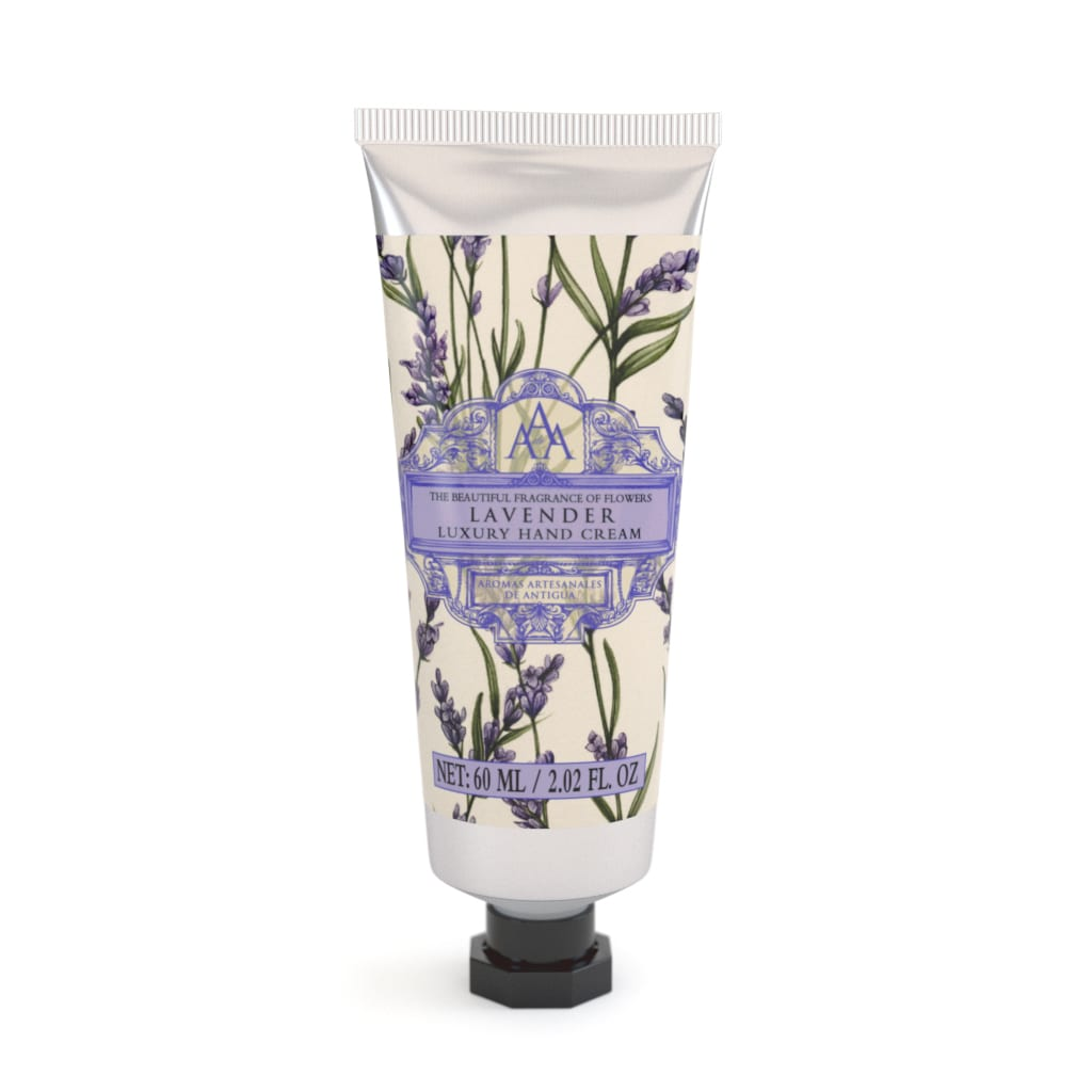Lavander Luxury Shea Butter Hand Cream