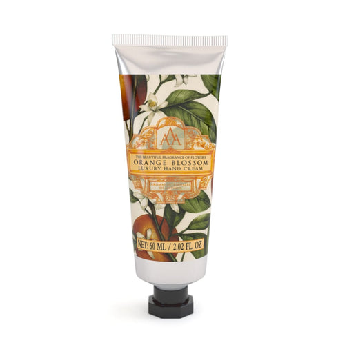 Orange Blossom Luxury Shea Butter Hand Cream
