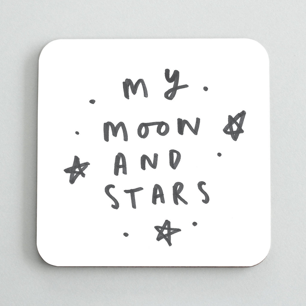 My Moon and Stars Coaster