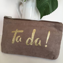 Load image into Gallery viewer, Ta Da! Cosmetic Bag