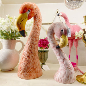 Flamingo Vase Small