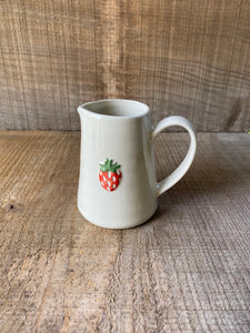 Strawberry Mini Mug & Jug Set