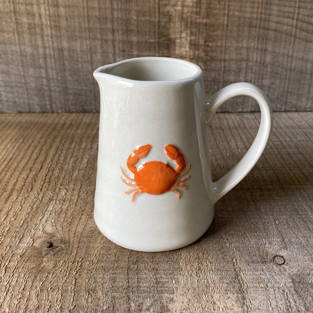 Crab Mini Jug OUT OF STOCK