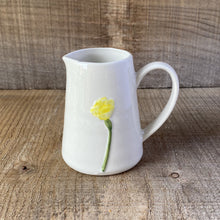 Load image into Gallery viewer, Flower Mini Jug