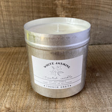Load image into Gallery viewer, White Jasmine Tin Candle
