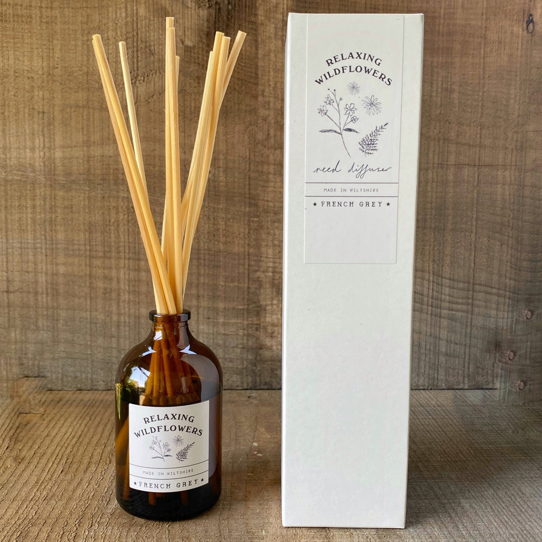 Relaxing Wildflowers Reed Diffuser