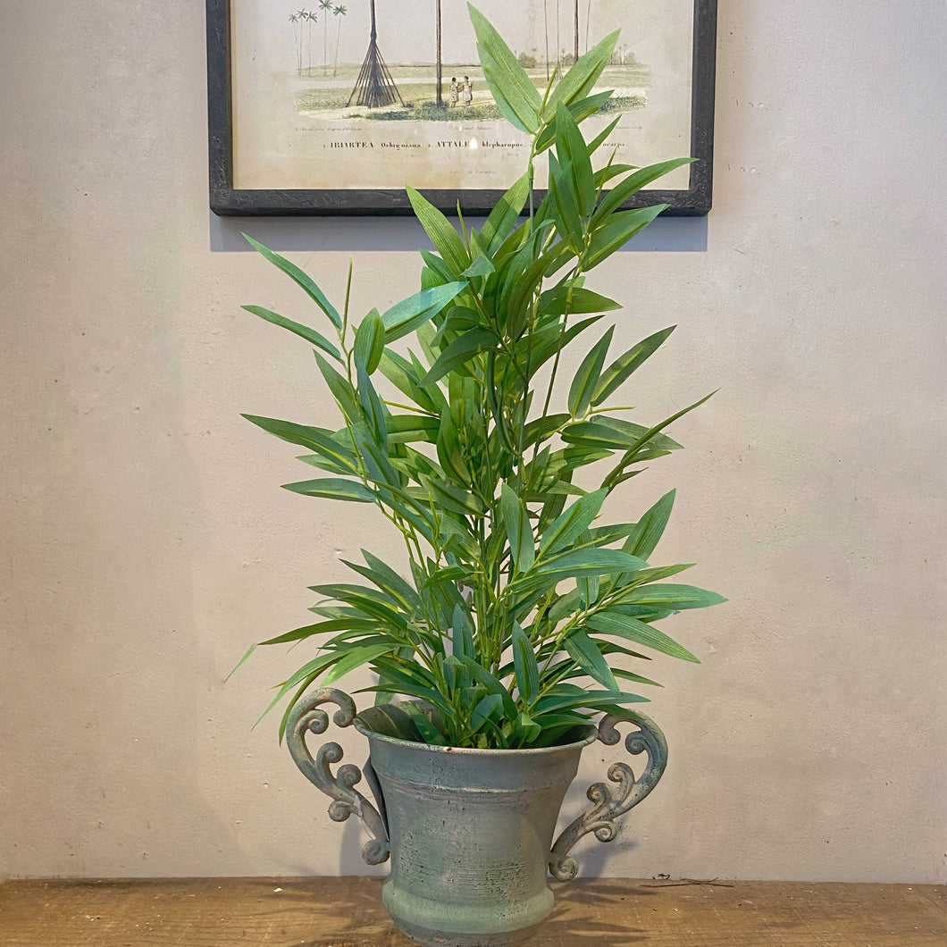 Faux Bamboo Plant