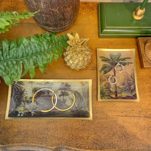 Load image into Gallery viewer, Palm Tree Trinket Dish