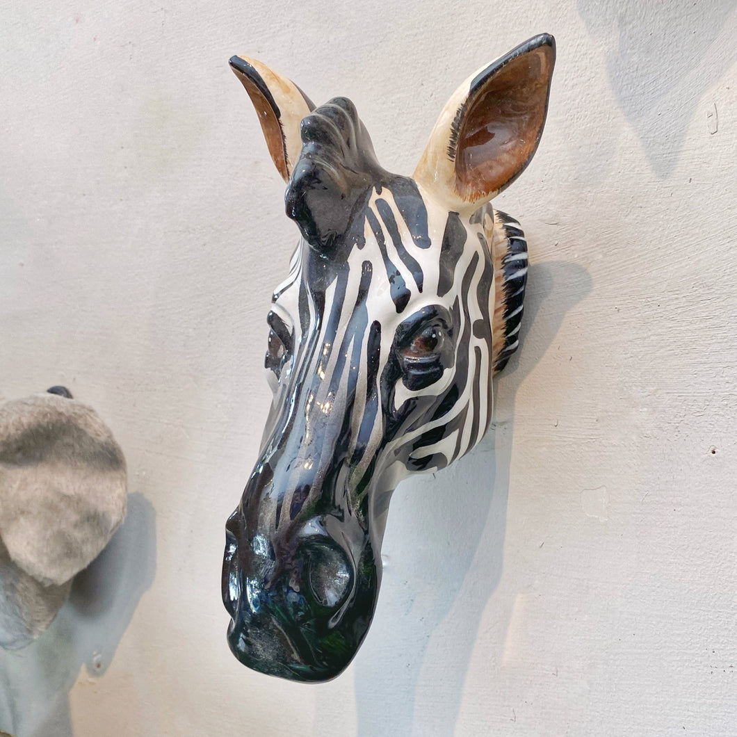 Zebra Wall Vase OUT OF STOCK
