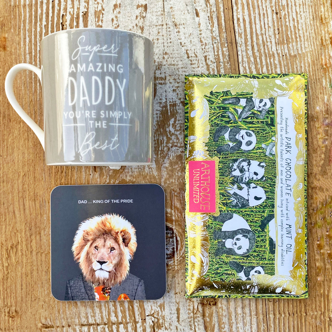 Father's Day Mug Gift Set