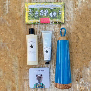 Father's Day Gift Set Blue