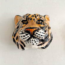 Load image into Gallery viewer, Tiger Wall Vase