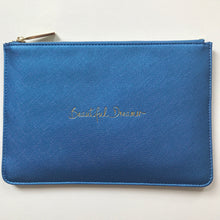 Load image into Gallery viewer, Slogan Clutch Bag New Season