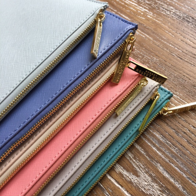 a1e43861018 ... Load image into Gallery viewer, Slogan Clutch Bag ...
