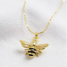 Load image into Gallery viewer, Bumblebee Necklace
