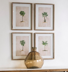 Set of 4 Palm Prints
